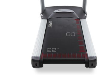 Spirit Fitness CT850 preview 6