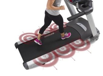 Spirit Fitness CT850 preview 7