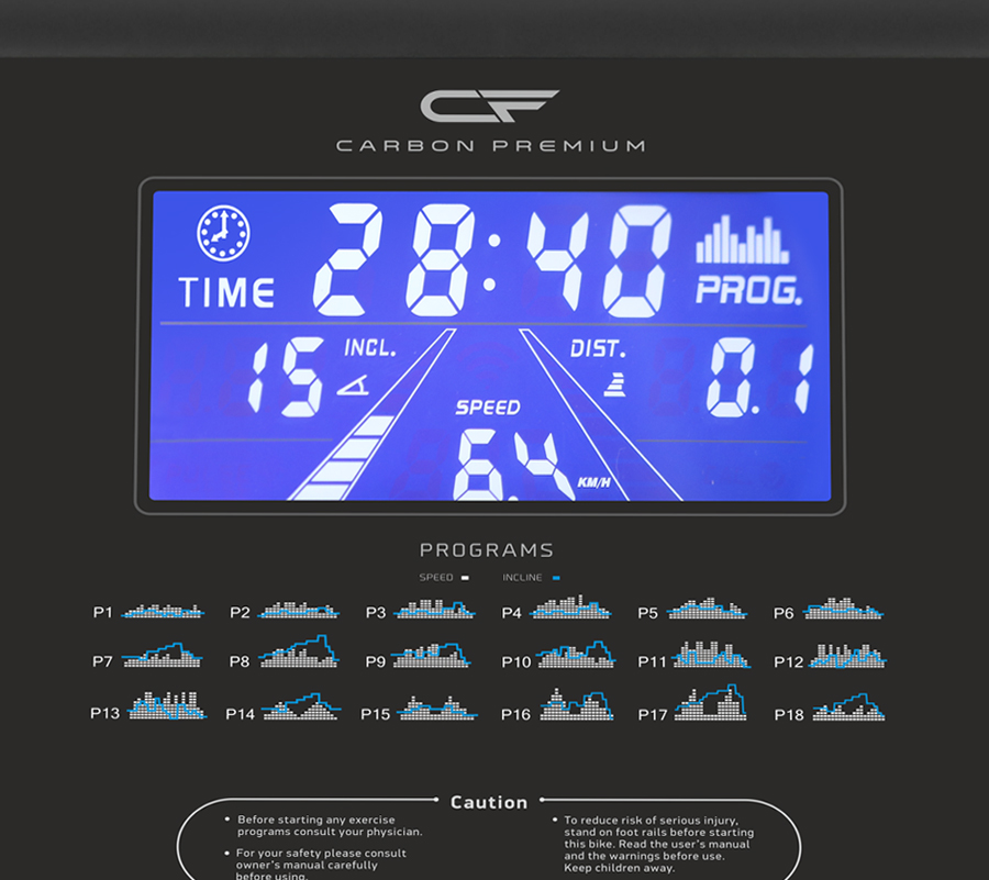 Carbon Premium World Runner T2 preview 9
