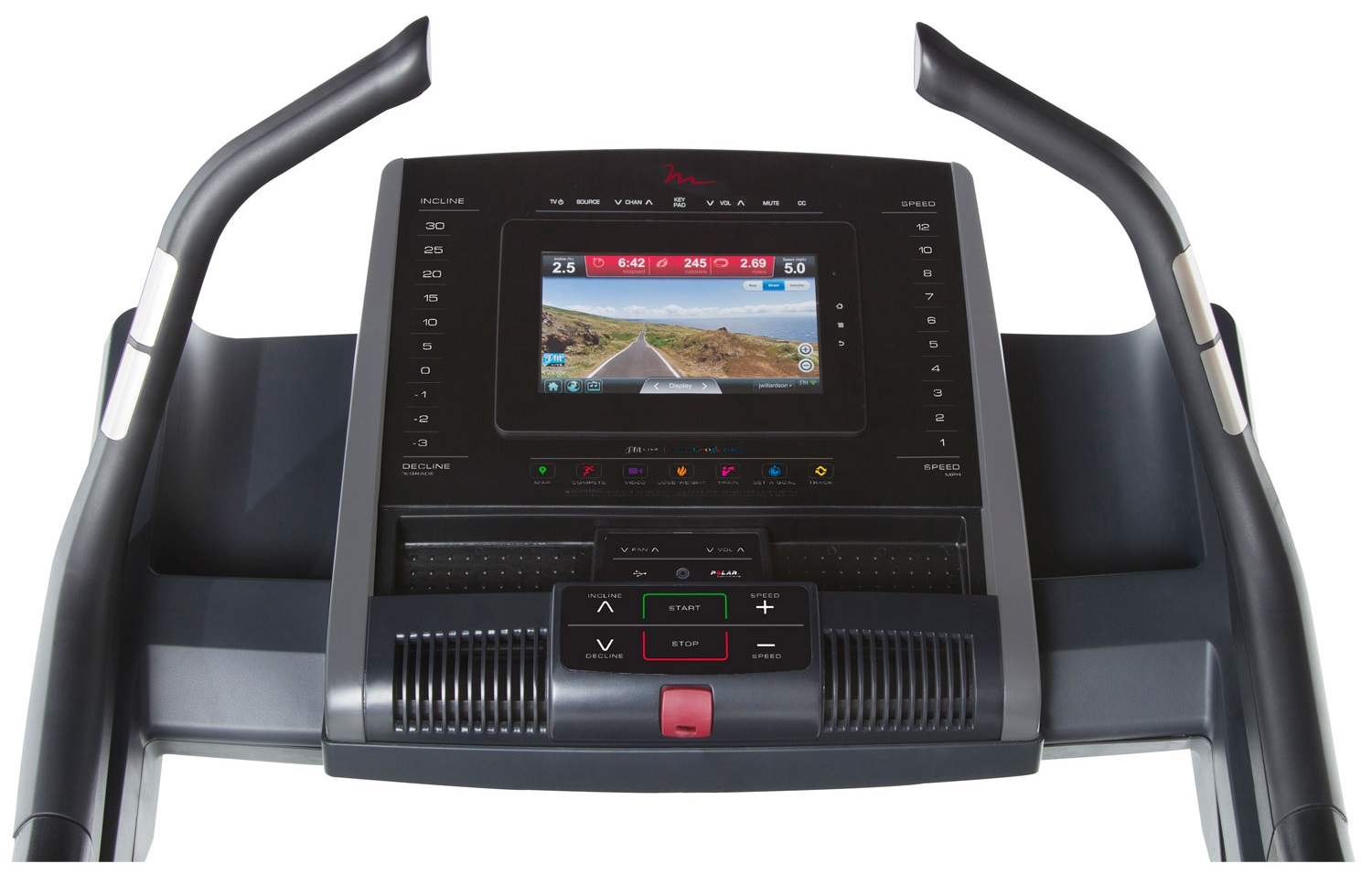 Freemotion i11.9 Incline Trainer preview 2
