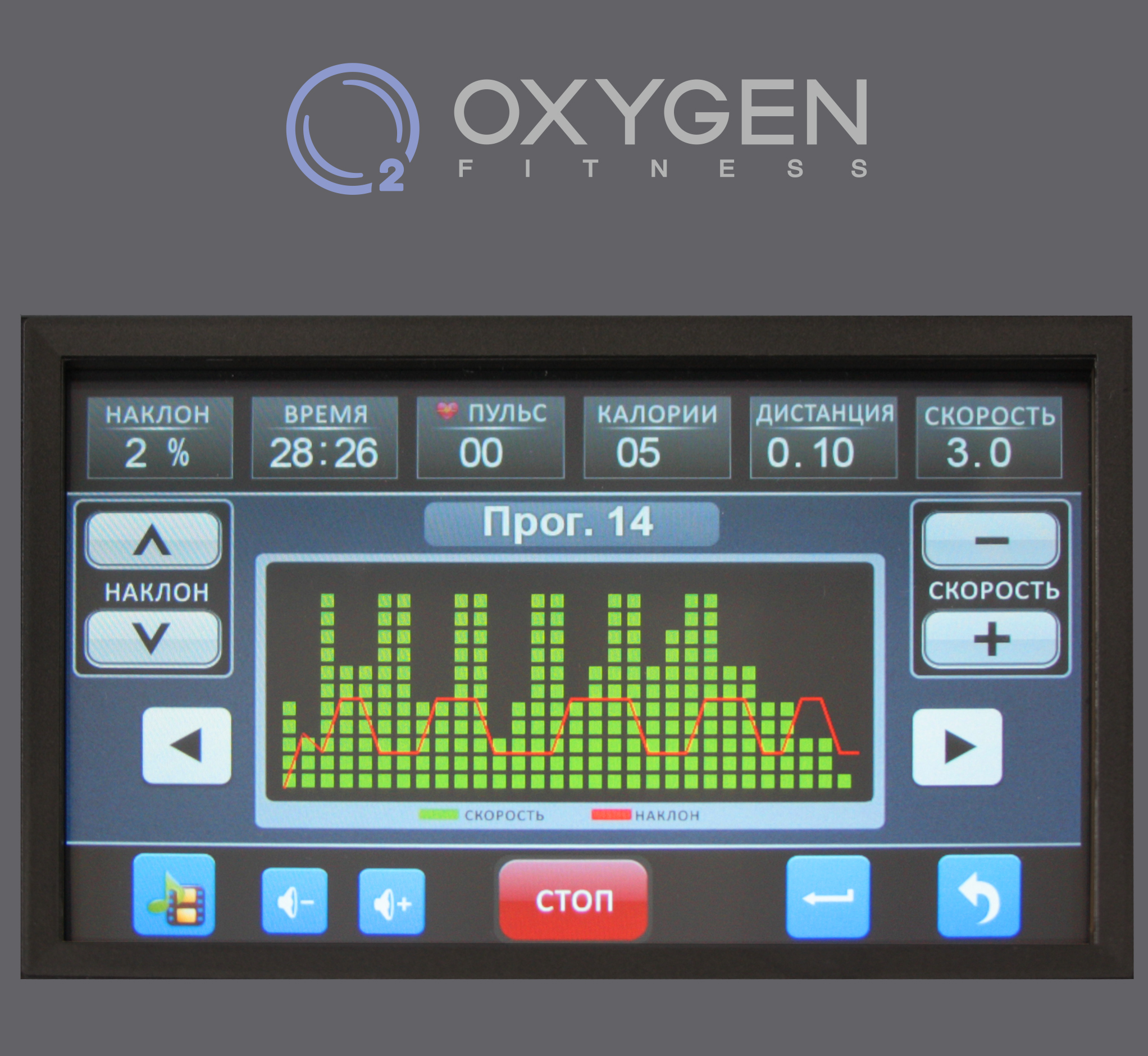 Oxygen Plasma III LC TFT HRC preview 11
